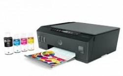 Printer HP Smart Tank Wireless 515(1TJ09A)All-in-on (Printer -Copier -Scanne)******** Not including VAT